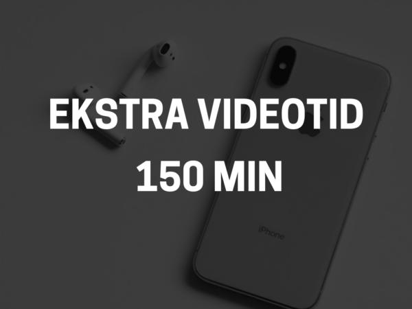 ekstra taletid til videoopkald